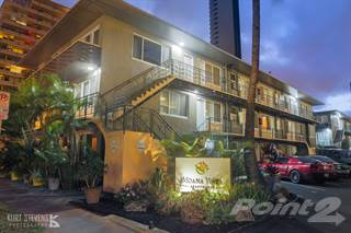 Apartment for rent in Moana Vista Apartments - One Bedroom, Honolulu, HI, 96814