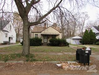 Residential Property for sale in 16120 Beaverland, Detroit, MI, 48219