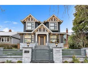 Single Family for sale in 2023 W 47TH AVENUE, Vancouver, British Columbia, V6M2M5