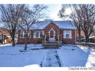 Single Family for sale in 209 E Greenwood, Jacksonville, IL, 62650
