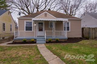Single Family for sale in 1722 N Linwood , Indianapolis, IN, 46218