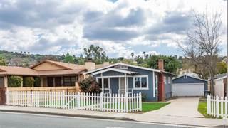 Single Family for sale in 7735 Normal Ave, La Mesa, CA, 91941