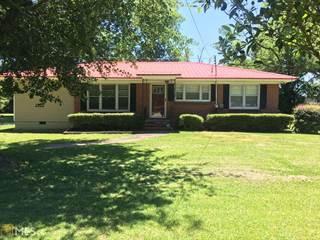 Single Family for sale in 661 N Sumter St, Reynolds, GA, 31076