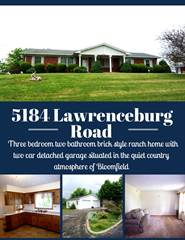 Single Family for sale in 5184 Lawrenceburg Road, Chaplin, KY, 40008