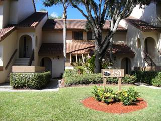 Residential Property for sale in 5751 Coach House Circle B, Boca Raton, FL, 33486