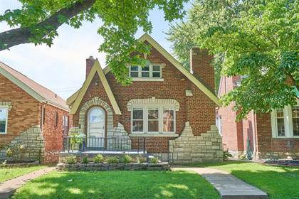 Residential Property for sale in 5808 Walsh Street, Saint Louis, MO, 63109