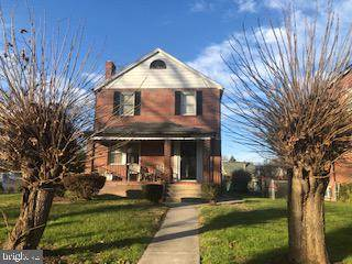 Residential Property for sale in 4222 OAKFORD AVENUE, Baltimore City, MD, 21215