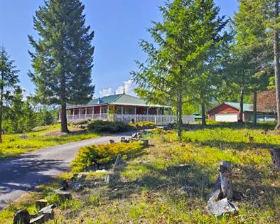 Residential Property for sale in 11 W Moose Pond Lane, Trout Creek, MT, 59874