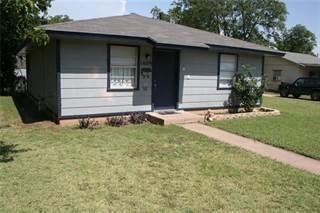 Single Family for sale in 1609 Palm Street, Abilene, TX, 79602