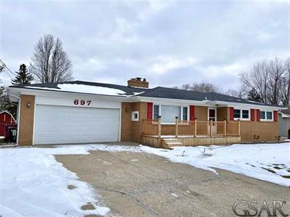 Residential Property for sale in 697 Hollywood Dr, Owosso, MI, 48867