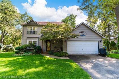 Residential Property for sale in 1321 GLEN OAK Drive, Rose Township, MI, 48442