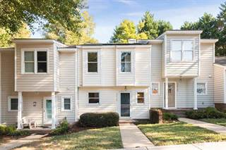 Townhouse for sale in 3410 Comstock Road, Raleigh, NC, 27604
