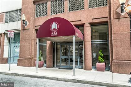 Condominium for sale in 414 WATER ST #1511, Baltimore City, MD, 21202