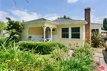 Residential Property for sale in 4044 Ave Coolidge, Culver City, CA, 90066