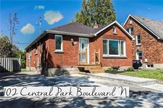 Residential Property for rent in 102 Central Park Blvd N UPPER, Oshawa, Ontario, L1H 5W4