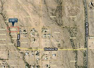 Land for sale in 22201 W Barwick Drive, Wittmann, AZ, 85361