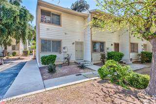 Townhouse for sale in 4770 TOPAZ Street 43, Las Vegas, NV, 89121