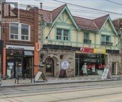 Retail Property for sale in 717 1/2 QUEEN ST E, Toronto, Ontario, M4M1H1
