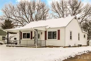 Single Family for sale in 342 E PRAIRIE Street, Farmington, IL, 61531