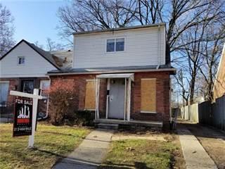 Single Family for sale in 15859 MANOR Street, Detroit, MI, 48238
