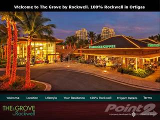 Residential Property for sale in The Grove, Makati, Metro Manila
