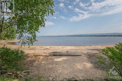 Vacant Land for sale in LOT 3 BASKINS BEACH ROAD, Ottawa, Ontario, K0A1T0