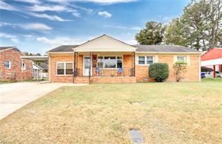 Single Family for sale in 1003 ROBINSON Road, Portsmouth, VA, 23701