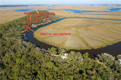 Lots And Land for sale in Multiple Lots Blk A & B Bal Mar, Darien, GA, 31305
