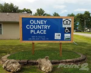 Apartment for rent in Country Place-Olney - 1 Bedroom, Olney, IL, 62450