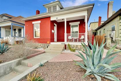 Residential Property for sale in 811 W Missouri Avenue, El Paso, TX, 79902