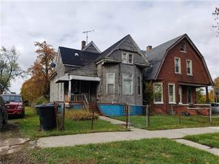 Single Family for sale in 5449 ROHNS Street, Detroit, MI, 48213