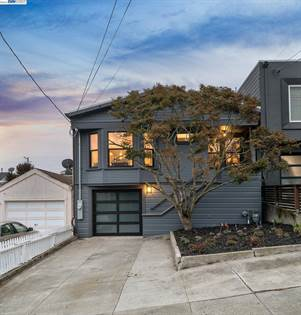 Residential Property for sale in 319 Flood Ave, San Francisco, CA, 94112