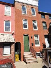 Townhouse for rent in 1726 GOUGH STREET, Baltimore City, MD, 21231