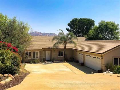 Residential Property for sale in 16229 Oak Springs Drive, Ramona, CA, 92065