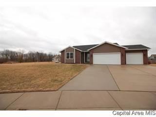 Single Family for sale in 890  Cornsilk, Sherman, IL, 62684