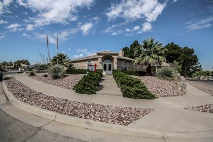 Residential Property for sale in 1233 WHIRLAWAY Drive, El Paso, TX, 79936