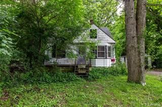 Single Family for sale in 23400 MCALLISTER Street, Southfield, MI, 48033