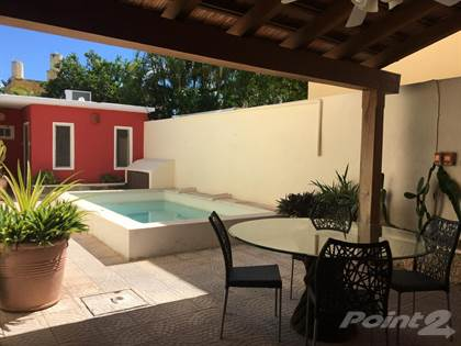 For Rent: Restored colonial house with pool in downtown, Merida, Yucatan -  More on POINT2HOMES com