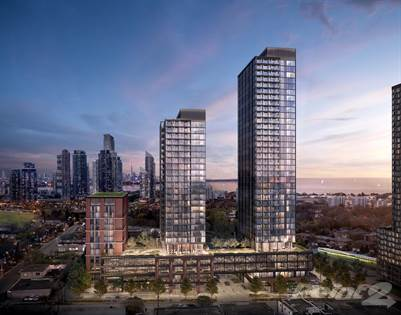 Condominium for sale in South Tower at the Buckingham. Grand Central Mimico - 23 Buckingham Street, Toronto, ON, Toronto, Ontario, M8Y 2W2