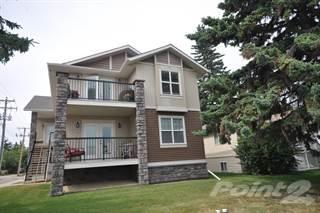 Condo for sale in 5422 53 Street , Lacombe, Alberta