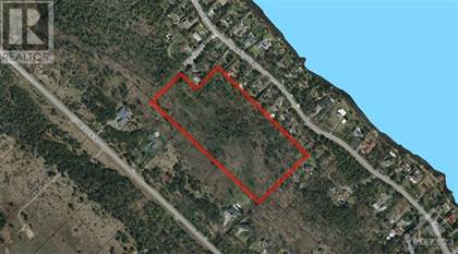 Vacant Land for sale in PART3 STONERIDGE ROAD, Ottawa, Ontario, K0A1T0