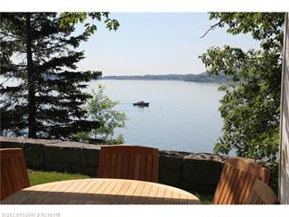 Single Family for sale in 65 Lookout Point RD, Hulls Cove, ME, 04609