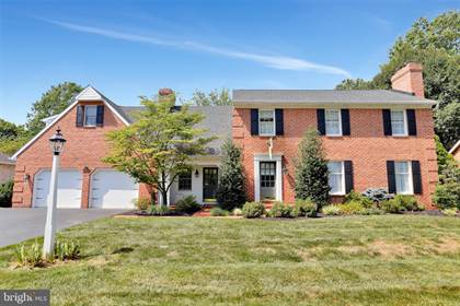 Residential Property for sale in 12916 WOODBURN DRIVE, Hagerstown, MD, 21742