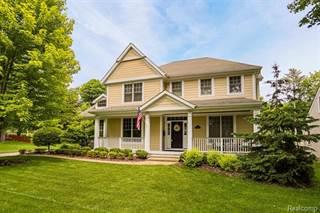 Single Family for sale in 728 Horton Street, Northville, MI, 48167