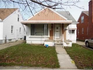 Single Family for sale in 6444 ABINGTON Avenue, Detroit, MI, 48228