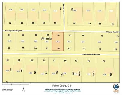 Lots And Land for sale in 1675 S Olympian Way, Atlanta, GA, 30310