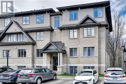 Single Family for sale in 1020 BERYL PRIVATE UNIT A, Ottawa, Ontario, K1V2L3