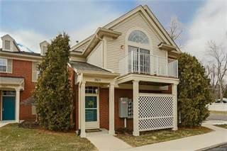 Condo for sale in 29671 Nottingham Circle, Livonia, MI, 48152