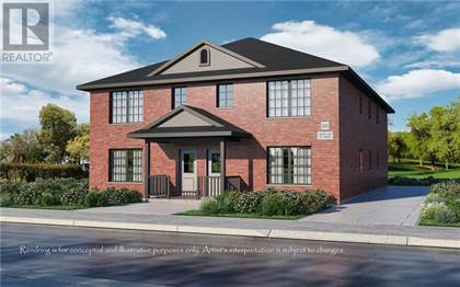 Multi-family Home for sale in 376 CHURCH Street, Stratford, Ontario, N5A2S1