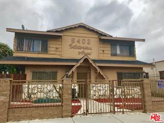 Multi-family Home for sale in 6402 South VICTORIA Avenue, Los Angeles, CA, 90043